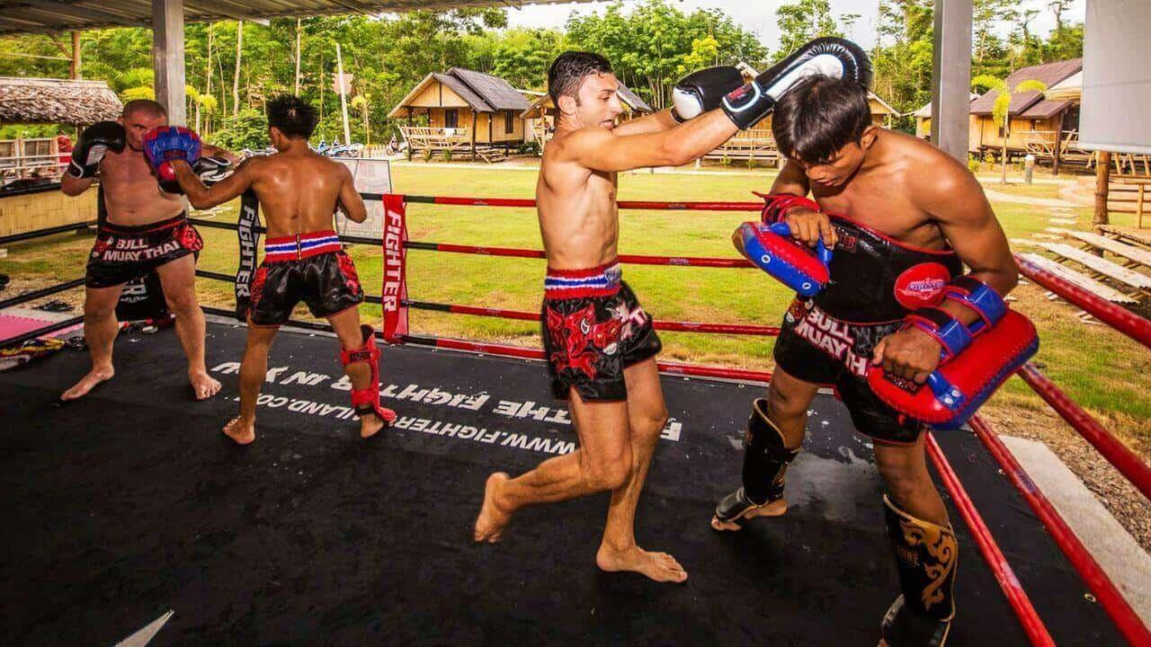 Muay Thai Boxing - Thailand Sport