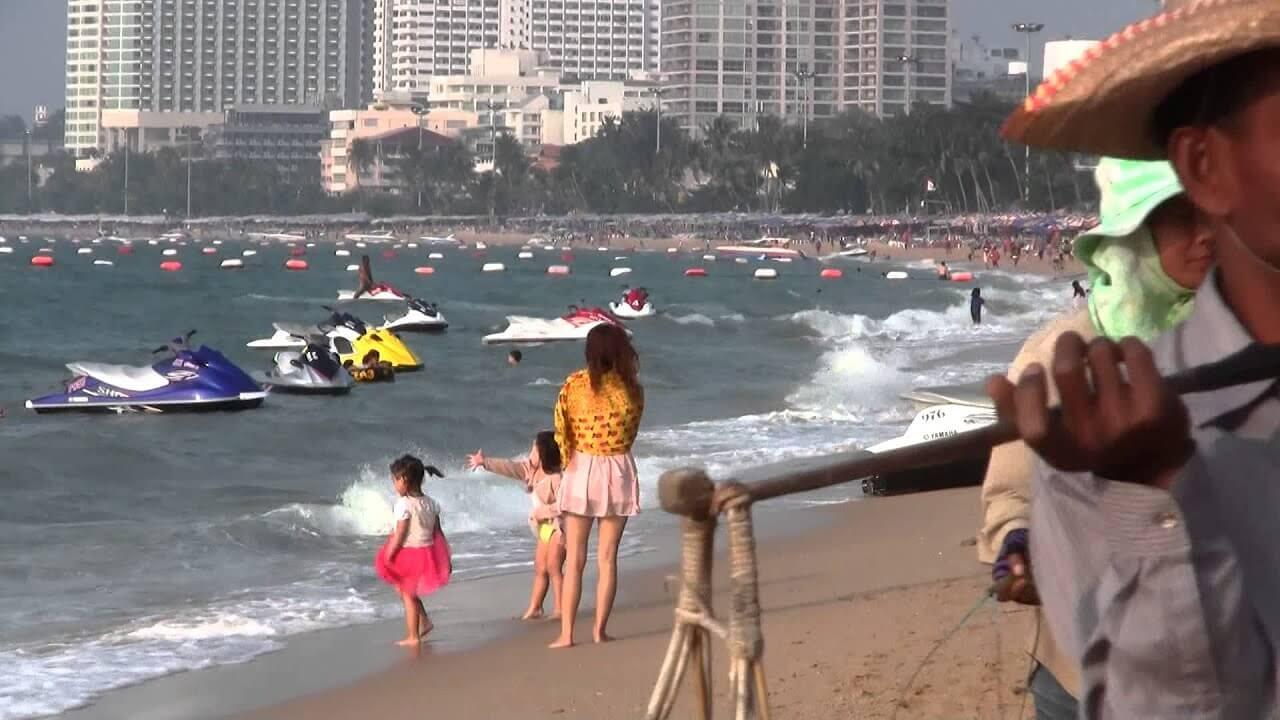 Stunning Pattaya Beach - Pattaya Events