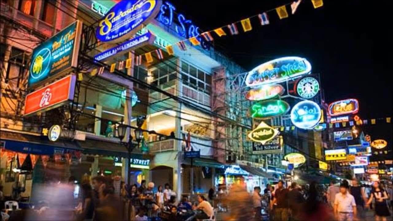 Khao San Road Photo