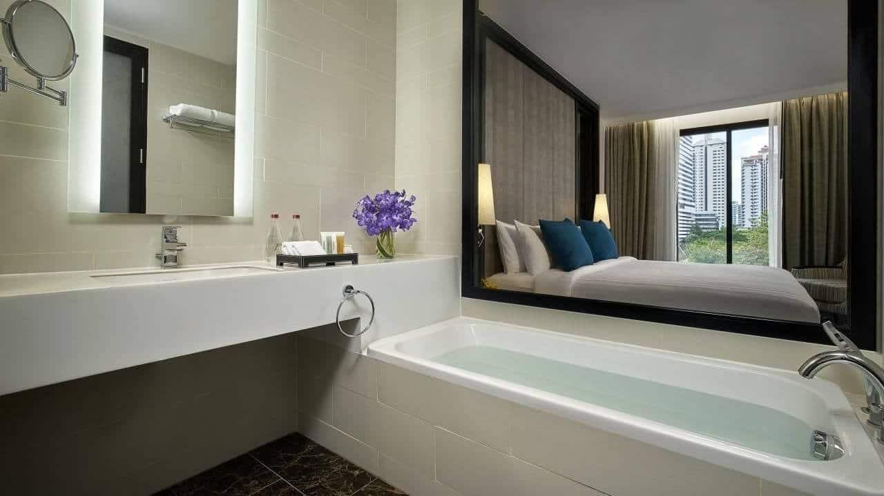 Duluxe Rooms at Mövenpick BDMS Wellness Resort Bangkok