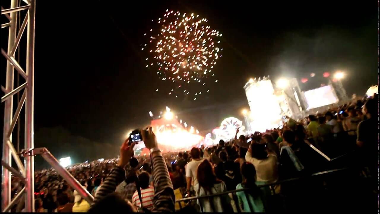 Music Festival Thailand - Big Mountain 2020