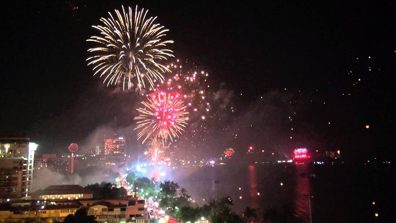 Pattaya New Year's Eve Party 2021 at Amari Pattaya