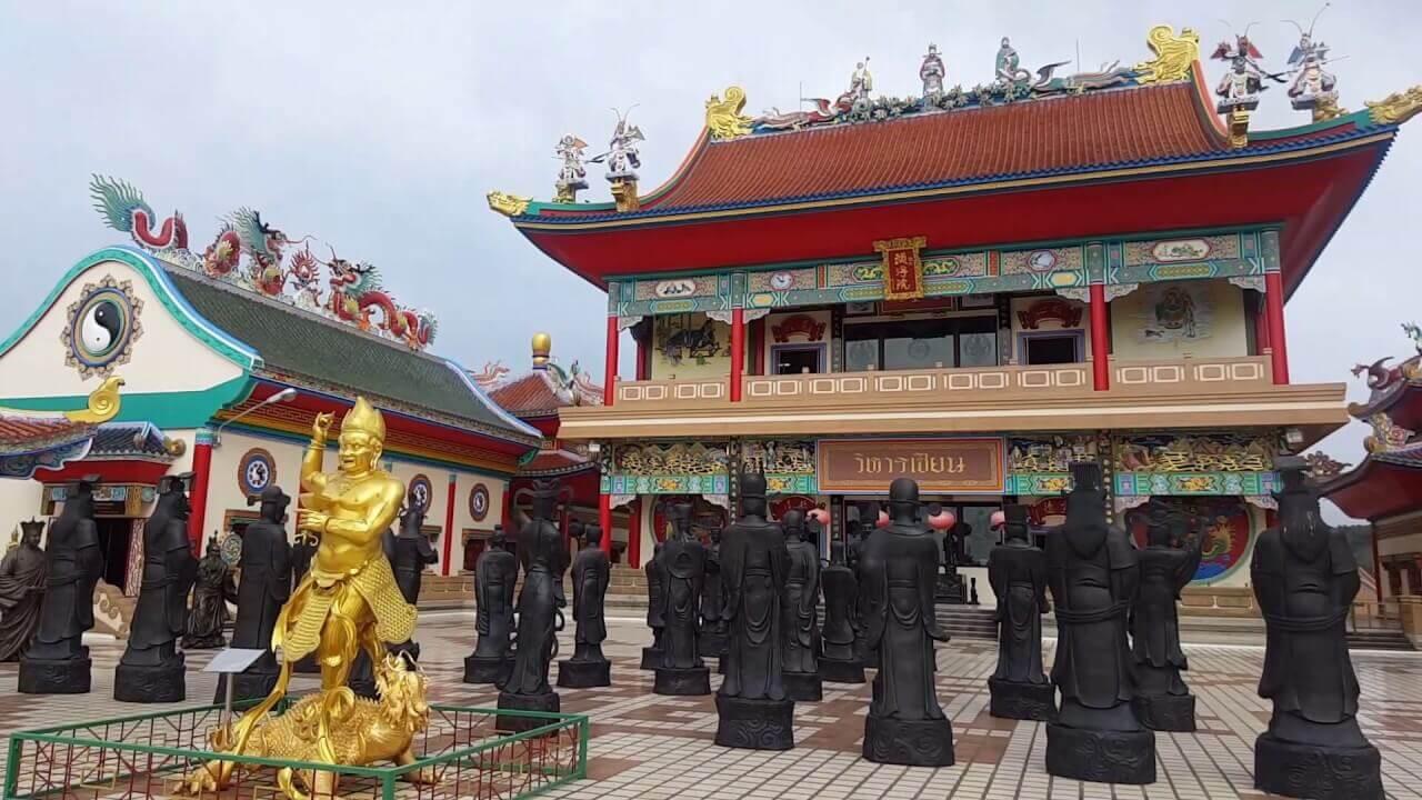 Viharn Sien - Pattaya's Best Museum