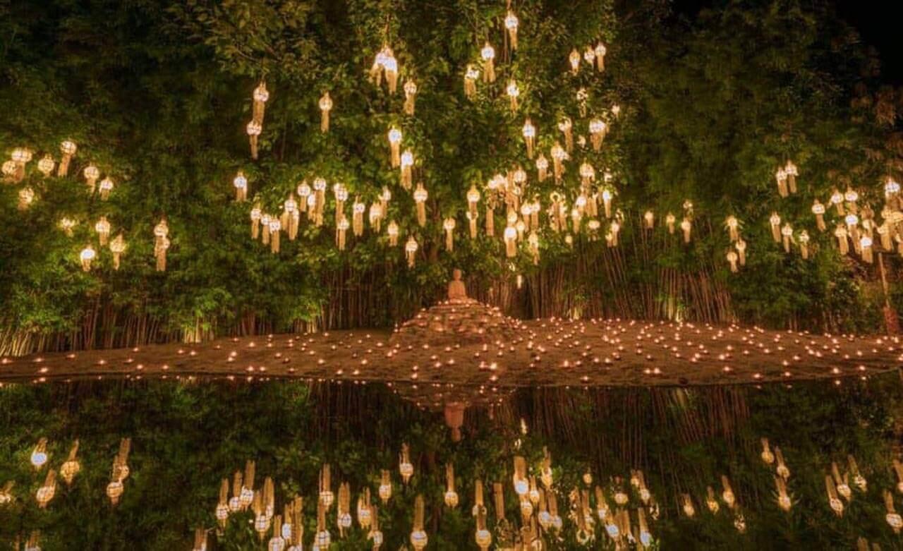 Loy Krathong Chiang Mai - Thai Festivals 2020