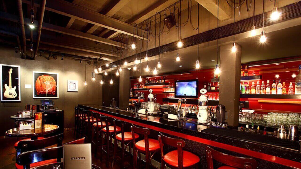Hard Rock Cafe Bangkok Interior