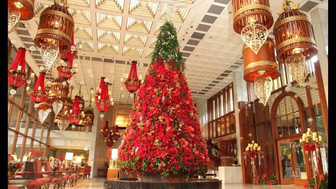 Mandarin Hotel Bangkok Christmas Event