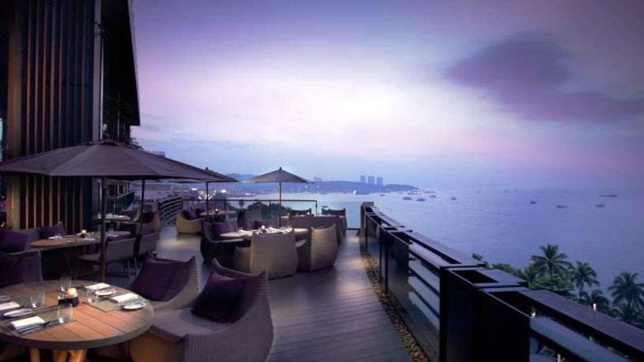 Hilton Pattaya Hotel - Pattaya Tourism