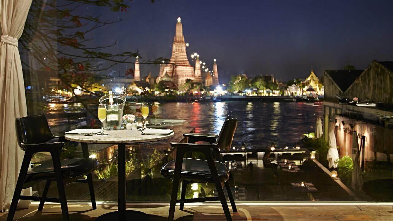 Sala Rattanakosin Bangkok Dining Event