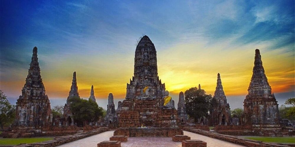Thai Travel Destination - Ancient Ayutthaya