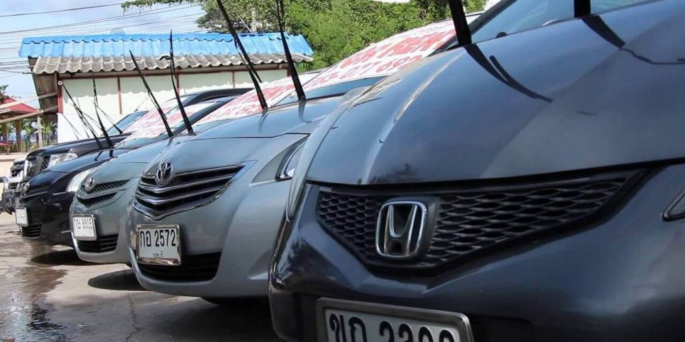 Car Rentals Pattaya - Renting a Car in Thailand