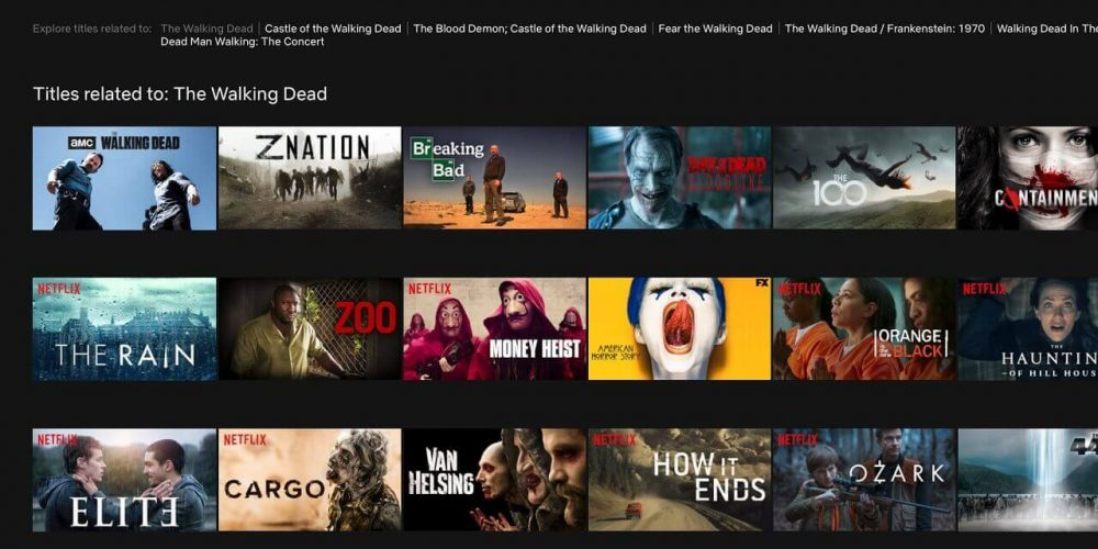 Top Netflix Thailand Picks - Cool Movies