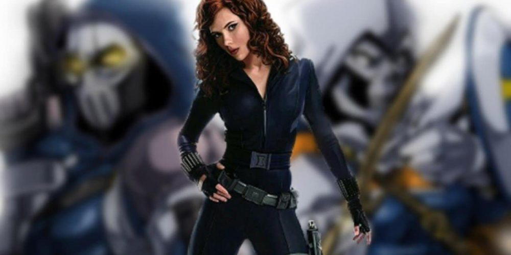 Black Widow Release date for Movie